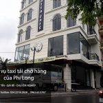 Cho thuê xe tải chở hàng giá rẻ tại đường Nguyễn Xiển-Xa La