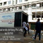 Cho thuê xe tải 500kg giá rẻ tại phố Chu Huy Mân