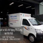 Dịch vụ cho thuê xe tải giá rẻ phố Đàm Quang Trung