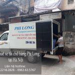 Cho thuê xe tải giá rẻ tại phố Nguyên Khiết