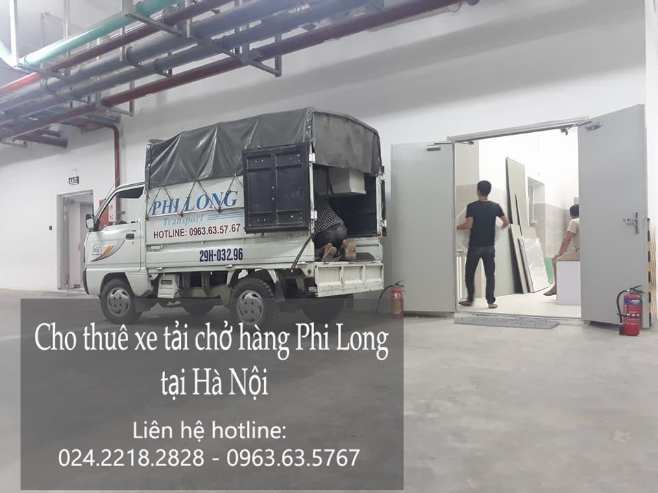 Dịch vụ cho thuê xe tải giá rẻ tại phố Ỷ Lan