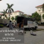 Dịch vụ thuê xe tải giá rẻ tại phố Lê Trọng Tấn