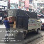 Cho thuê xe tải giá rẻ tại phố Vũ Xuân Thiều