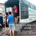 Cho thuê xe tải giá rẻ tại phố Vũ Đức Thận