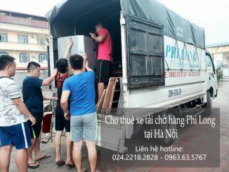Cho thuê xe tải giá rẻ tại phố Vũ Đức Thận-0963.63.5767