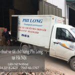 Cho thuê xe tải giá rẻ tại phố Vạn Bảo