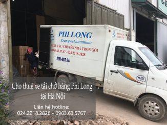 Dịch vụ vận tải đường bộ bằng xe tải giá rẻ