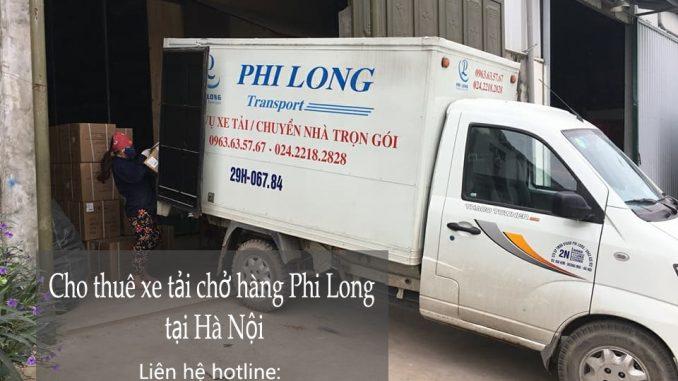 Dịch vụ thuê xe tải giá rẻ tại phố Nguyễn Hữu Thọ