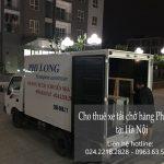 Cho thuê xe tải giá rẻ tại phố Thượng Thanh