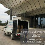 Dịch vụ thuê xe tải giá rẻ tại phố Nguyễn Công Hoan