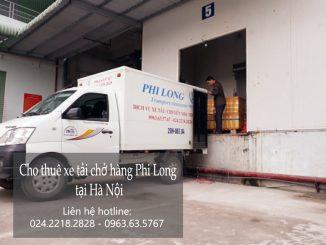 Dịch vụ vận tải chở hàng