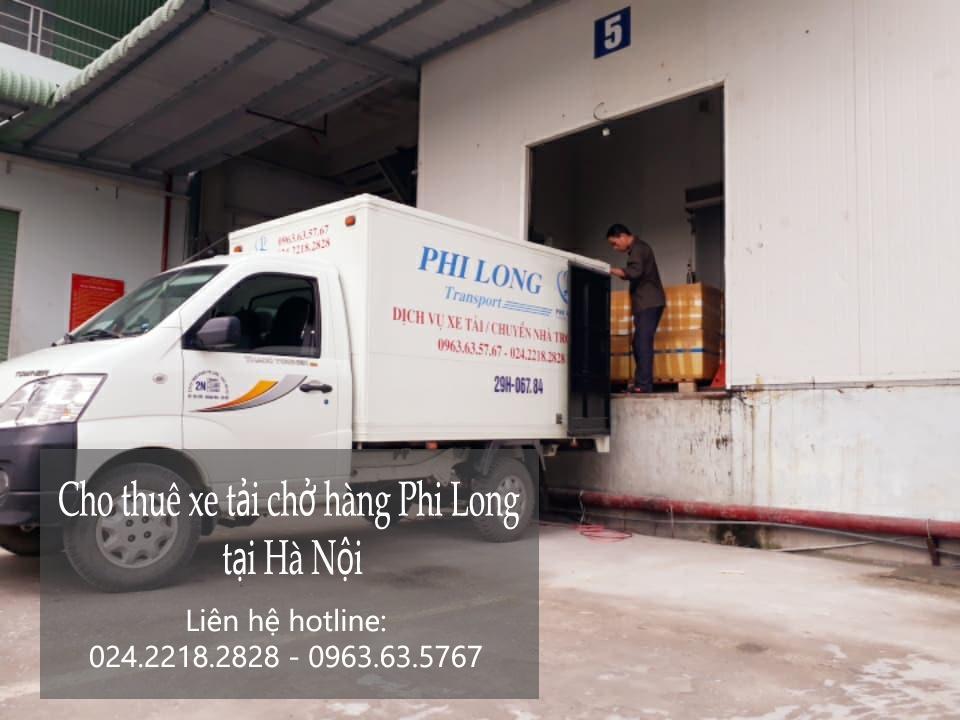 Cho thuê xe tải 3 tấn giá rẻ tại phố Nam Đồng
