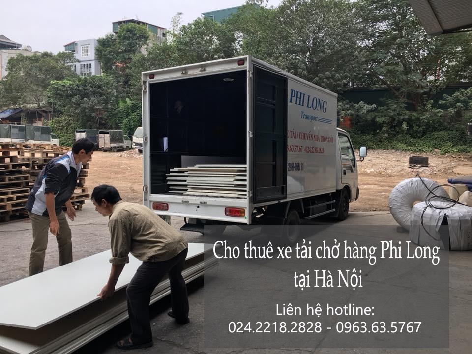 Dịch vụ cho thuê xe tải giá rẻ tại phố Tử Hiệp