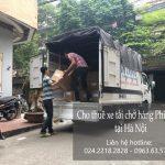 Cho thuê xe tải giá rẻ tại phố Quỳnh Đô
