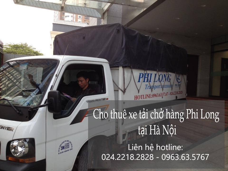 Dịch vụ thuê xe tải giá rẻ tại phố Ngô Tất Tố