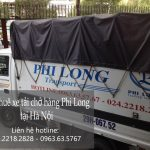 Dịch vụ cho thuê xe tải giá rẻ tại phố Vạn Phúc