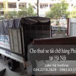 Dịch vụ thuê xe tải giá rẻ tại phố Nguyễn Đình Thi