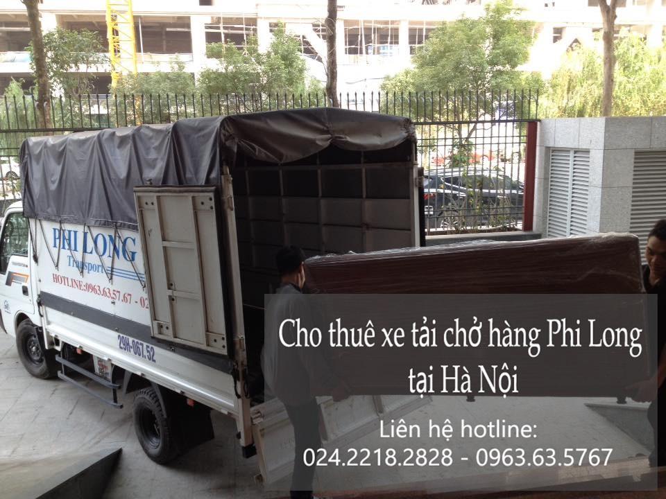 Thuê xe tải giá rẻ tại khu đô thị ecopark