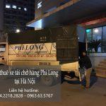 Cho thuê xe tải giá rẻ tại phố Trần Duy Hưng