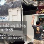 Dịch vụ thuê xe tải giá rẻ tại phố Phạm Huy Thông