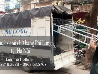 Dịch vụ cho thuê xe tải giá rẻ tại khu đô thị Dương Nội