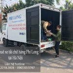 Cho thuê xe tải giá rẻ tại phố Nguyễn Du