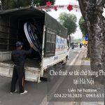 Thuê xe vận chuyển hàng hóa tại phố Đào Duy Từ