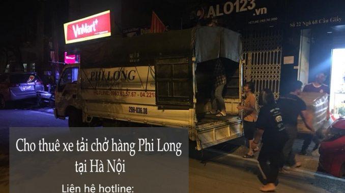 Dịch vụ thuê xe tải giá rẻ tại phố Lê Lợi