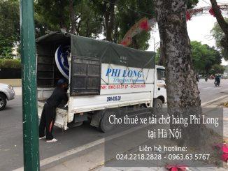 Thuê xe chuyển nhà giá rẻ tại khu đô thị Pháp Vân