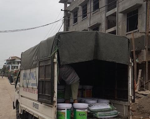 Dịch vụ thuê xe tải giá rẻ tại phố Lê Lai