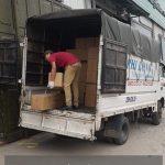 Dịch vụ thuê xe tải giá rẻ Phi Long tại phố Chính Kinh