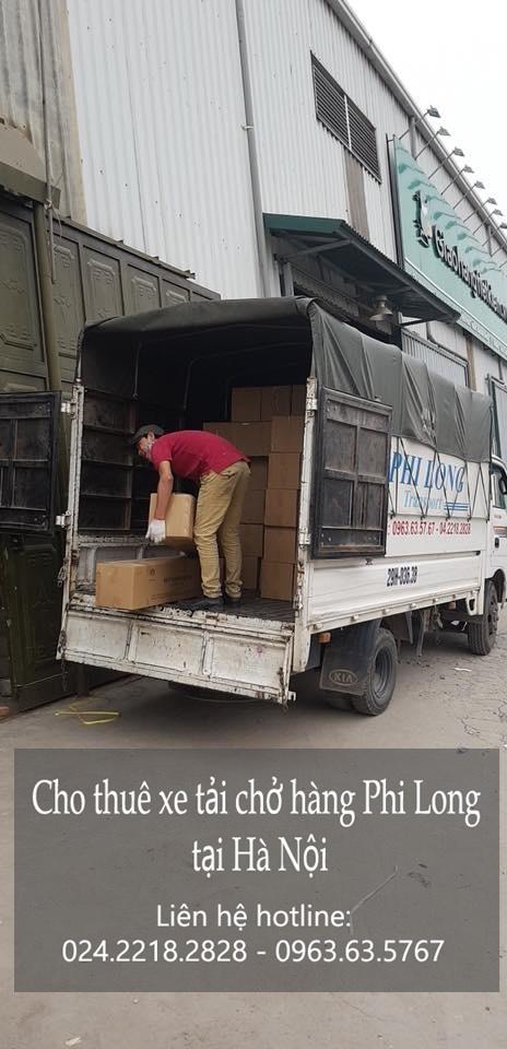 Dịch vụ cho thuê xe tải giá rẻ tại phố Tôn Thất Thiệp