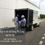 Dịch vụ thuê xe tải giá rẻ Phi Long tại phố Lương Thế Vinh