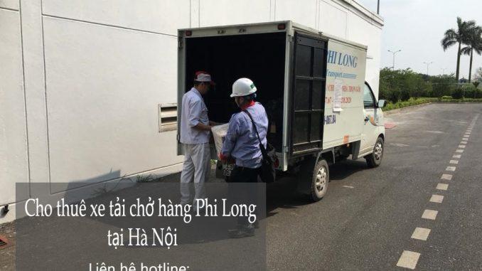Cho thuê xe tải giá rẻ tại phố Yết Kiêu