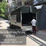 Cho thuê xe tải giá rẻ tại phố Phú Lương