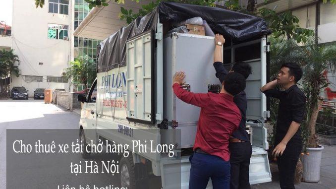 Thuê xe chuyển nhà giá rẻ tại phố Trần Kim Chung