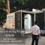 Dịch vụ xe tải giá rẻ tại phố Lê Thanh Nghị