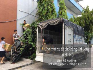 Dịch vụ chở hàng thuê giá rẻ tại phố Tô Tiến Thành