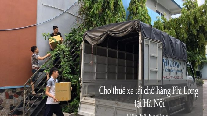 Cho thuê xe tải giá rẻ tại đường Thanh Lãm