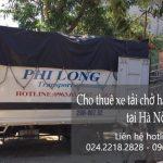Dịch vụ thuê xe tải giá rẻ tại phố Mạc Đĩnh Chi
