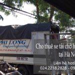 Taxi tải Hà Nội giá rẻ tại phố Đại La
