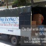 Taxi tải Hà Nội giá rẻ tại phố Hàng Chiếu
