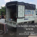 Dịch vụ cho thuê xe tải giá rẻ tại phố Nguyễn Siêu