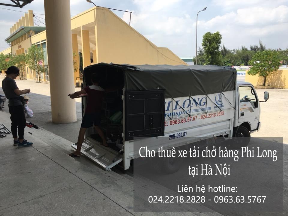 Cho thuê xe tải giá rẻ tại Cửa Bắc