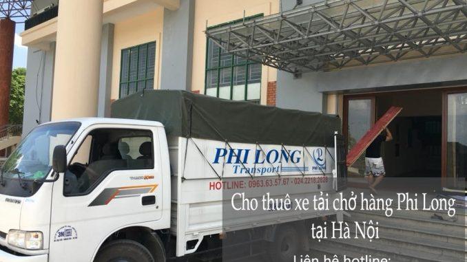 Dịch vụ thuê xe tải giá rẻ tại phố Lý Thường Kiệt