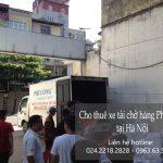 Dịch vụ thuê xe tải giá rẻ tại phố Phúc Xá