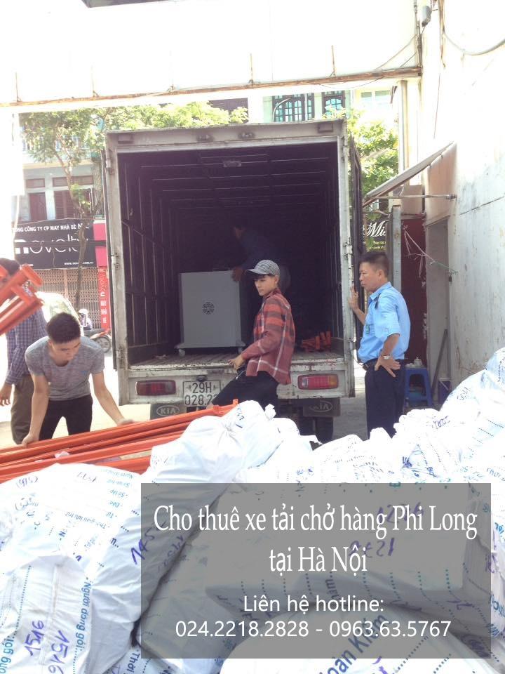 Dịch vụ thuê xe tải giá rẻ tại đường Duy Tân 2019