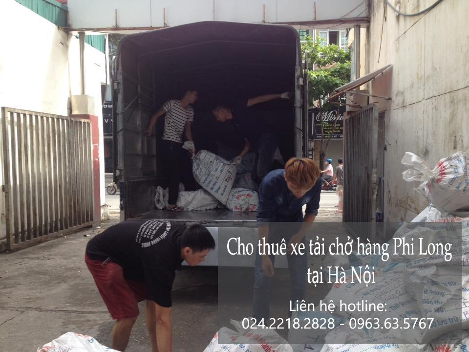 Dịch vụ thuê xe tải giá rẻ tại phố Thượng Đình
