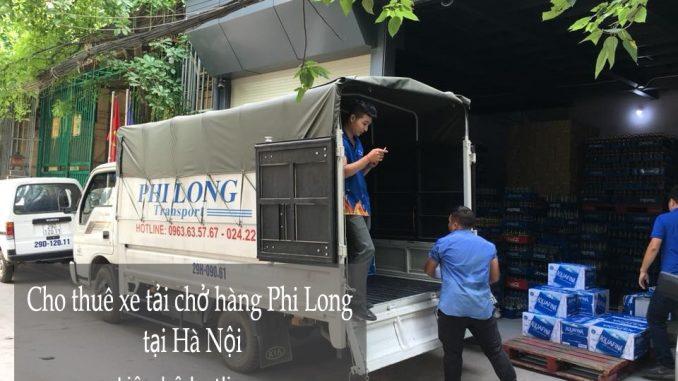 Dịch vụ cho thuê tải từ Hà Nội về Phú Thọ