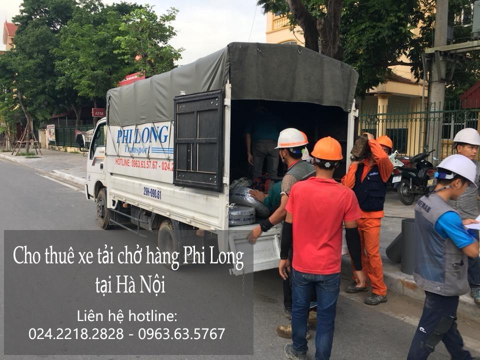 Dịch vụ thuê xe tải giá rẻ tại phố Tân Ấp